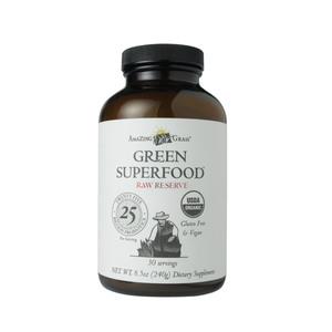 Medium nutricentre raw reserve green superfood 240g powder