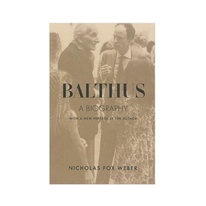 Medium amazon balthus biography by nicholas fox weber
