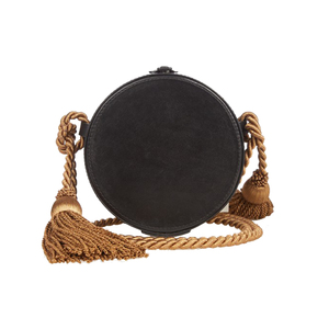 Medium hillier bartley collar box tassel bag
