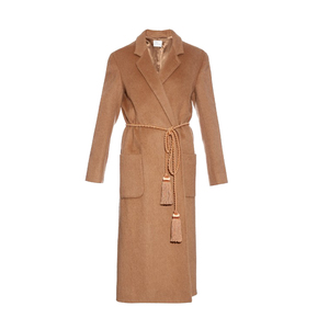 Medium hillier bartleynotch lapel tassel tie coat