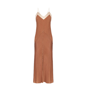 Medium hillier bartleyvelvet slip dress