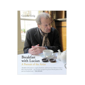 Medium amazon geordie greig breakfast with lucian a portrait of the artist