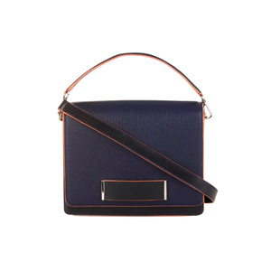 Medium hillier bartleybarrette tassel leather shoulderbag