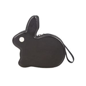Medium hillier bartleybunny leather clutch