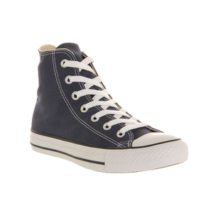 Medium office converse all star hi navy canvas