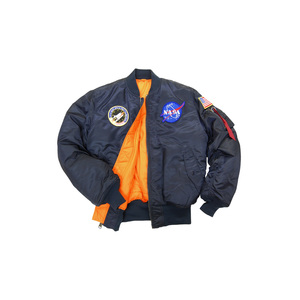 Medium alpha industries nasa ma 1 flight jacket