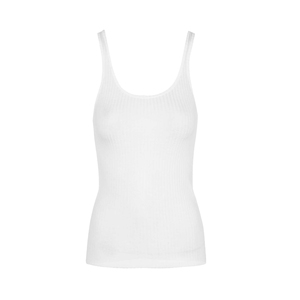Medium topshop tall scoop neck rib vest