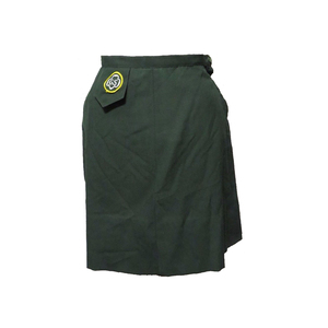Medium vintage girl scouts cadette skirt  ebay