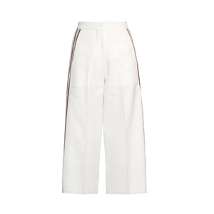 Medium matchesfashion hilier bartley striped wide leg track pants
