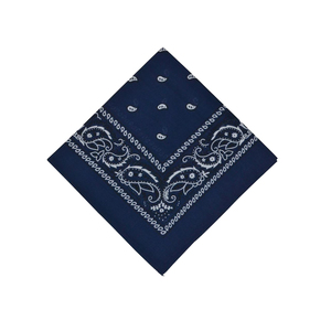 Medium navy bandana ebay