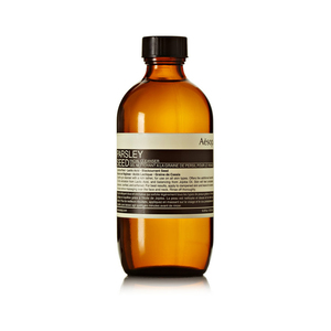 Medium aesop parsley seed facial cleanser  200ml