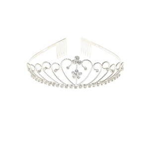 Medium claire s accessories   crystal daisy tiara