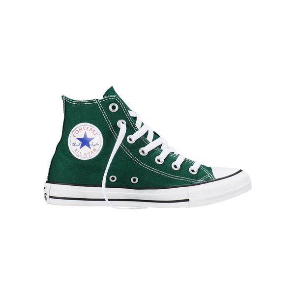pretty nice 056b7 a0b50 Converse. All-star high top sneaker - green