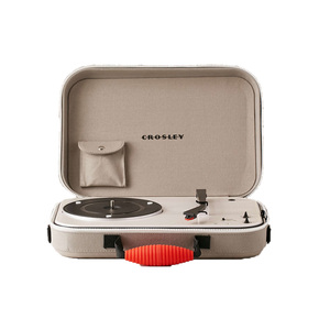 Medium crosley messenger portable vinyl record player
