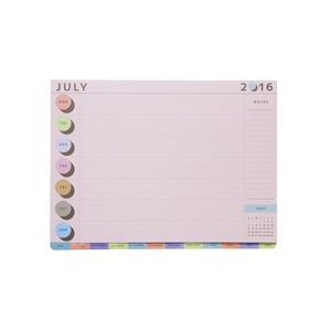 Medium paper chase spot 2016 17 calendar desk planner