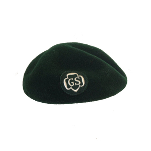 Medium vintage girl scout beret  ebay  sold out
