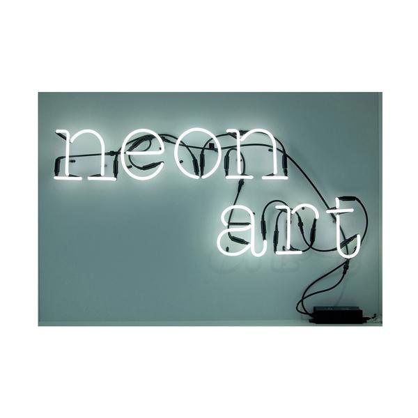 Seletti neon font wall light semaine seletti neon font wall light aloadofball Image collections