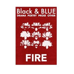 Medium blackbluewriting 2 fire
