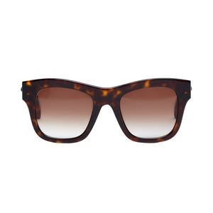 Medium stella mccartneywayfarer square frame sunglasses