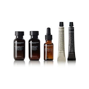 Medium nap grown alchemist facial kit