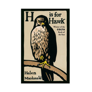 Medium h is for hawk by helen macdonald