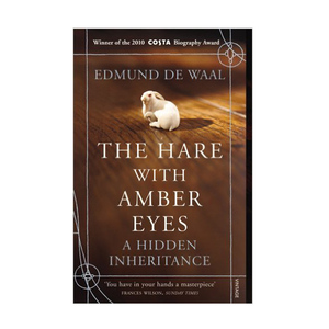 Medium the hare with amber eyes by edmund de waal