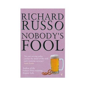 Medium nobody s fool by richard russo