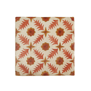 Medium firedearth pine flower paprika atlas by neisha crosland
