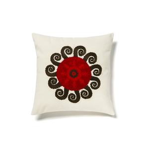 Medium store.emporiosirenuse square cotton pillow case   sun