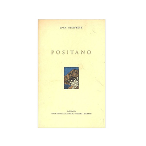 Medium amazon john steinbeck positano