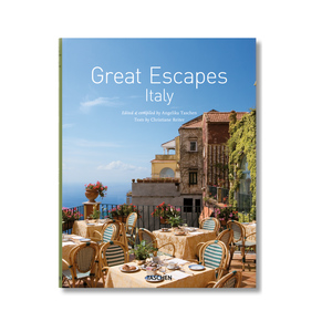 Medium taschen great escapes italy