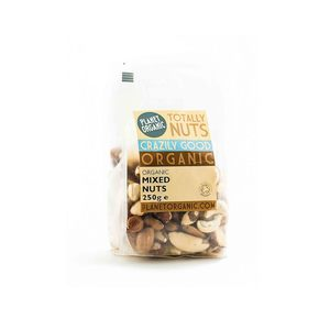 Medium planet organic mixed nuts  250g