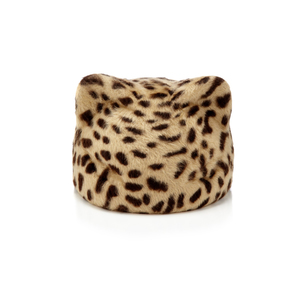 Medium avenue 32   marie mercie leopard print abyssin hat.320pounds