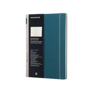 Medium moleskineprofessional a4 squared workbook