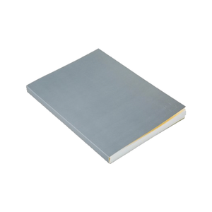 Medium conran playtype elephant grey notebook
