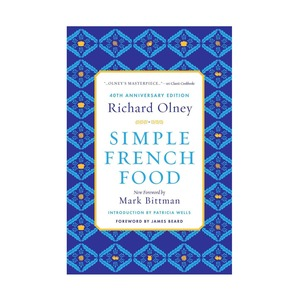 Medium simple french food by richard olney
