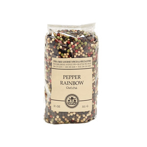 Medium abchome india tree pepper rainbow