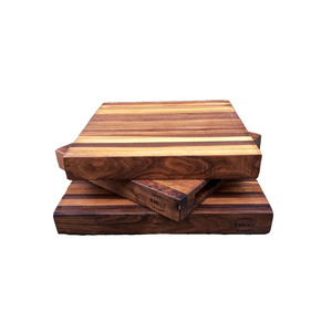 Medium thewoodenpalate square edge grain board