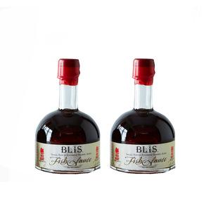 Medium blis bourbon barrel red boat fish sauce  2 pack
