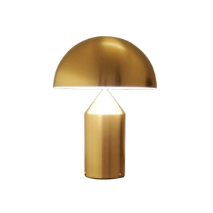 Medium luxdeco atollo gold lamp