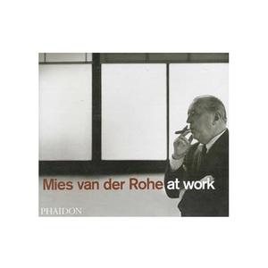 Medium phaidon miles van der rohe at work