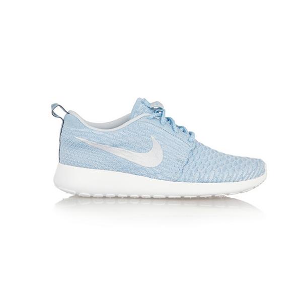 Nike Roshe One Flyknit Mesh Sneakers