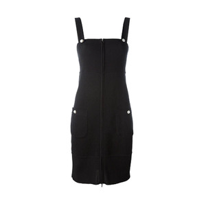 Medium rewind vintage chanel fitted knit dress