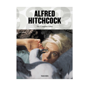 Medium semaine bookshelf alfred hitchcock taschen