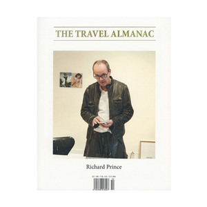 Medium semaine bookshelf travel almanac richard prince