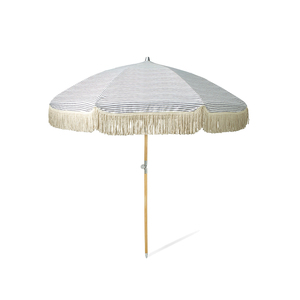 Medium sunday supply natural instinct beach umbrella