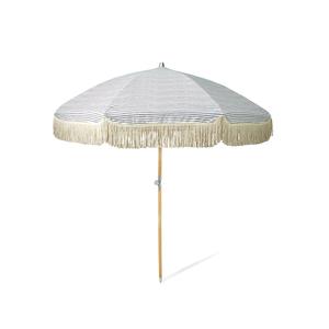 Medium sunday supply natural instinct beach umbrella