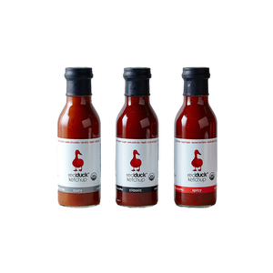 Medium spicy  curry   smoky ketchups  3 pack