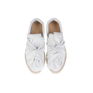 Medium ports 1961 white bee lambskin low top  sneakers lyst