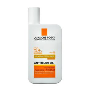 Medium anthelios face tinted fluid 800
